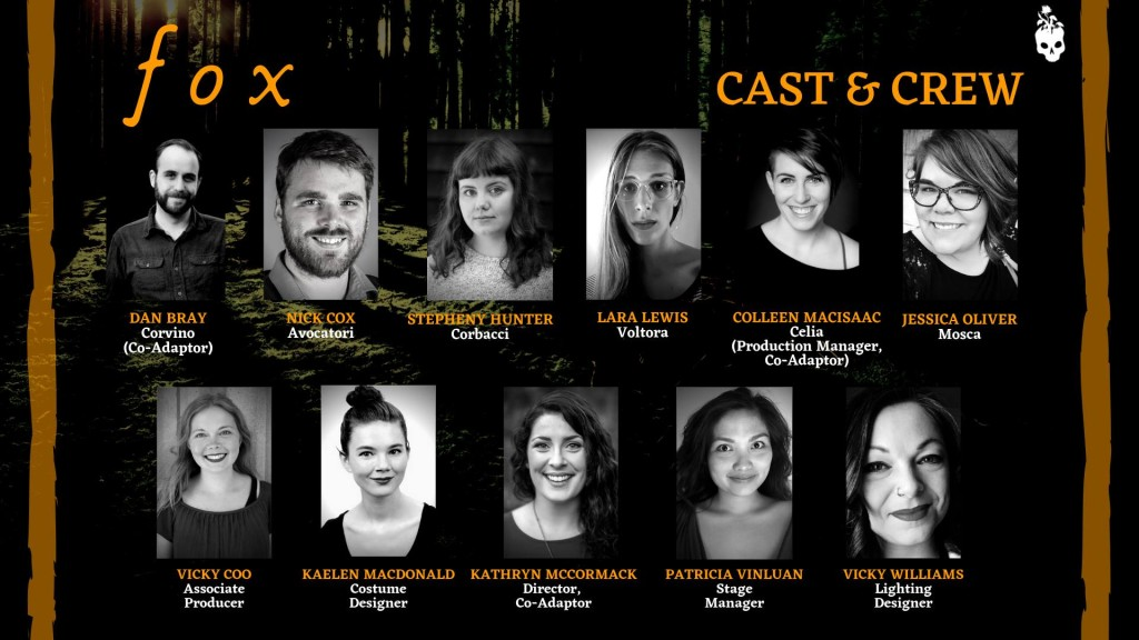 Fox cast