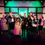 Villains Theatre - Zomblet Dress-330